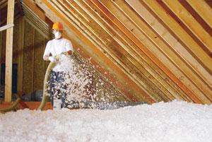 Save Energy And Money With New Attic Insulation