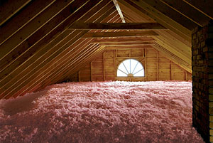 Insulation And Attic Insulation For Energy Saving
