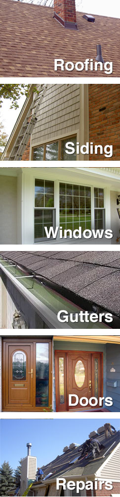 RAM Specialists, LLC Offers Sterling Heights MI Residents Roofing, Siding, Windows And Gutters